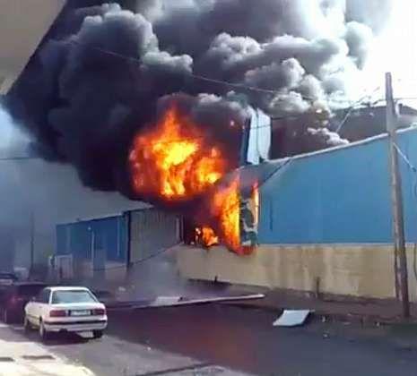 La explosión mortal de Ferrol se produjo en una fábrica en pruebas ...