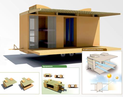 Misioneros dise an una vivienda m vil para trabajadores rurales safety blog - Requisitos para montar una casa rural ...