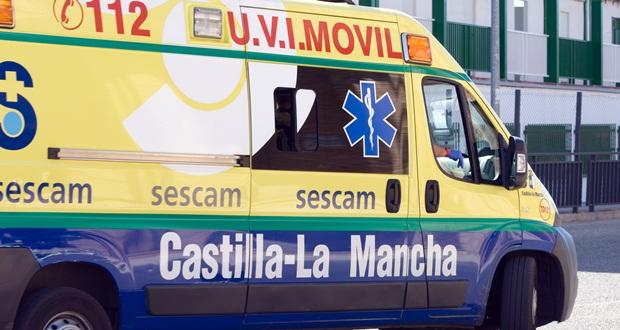 Urgencias, Emergencias y Transporte Sanitario. Servicio de Salud de Castilla-La Mancha.