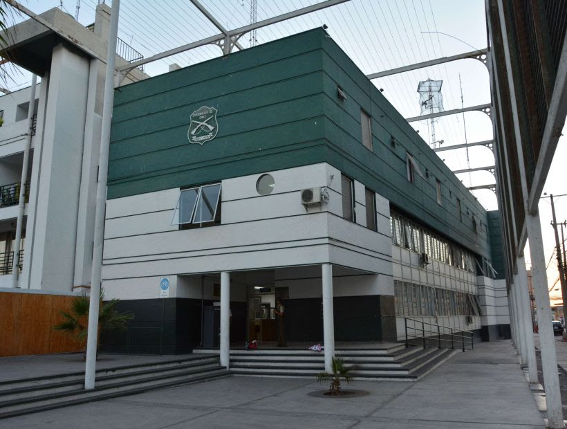 1° Zona de Carabineros de Tarapacá, Prefectura Iquique